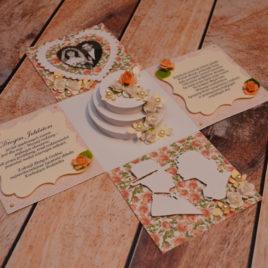 Exploding box – rocznica ślubu