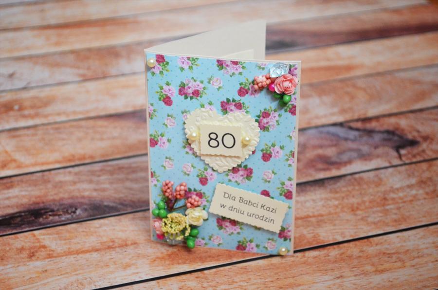 Kartka urodzinowa 1