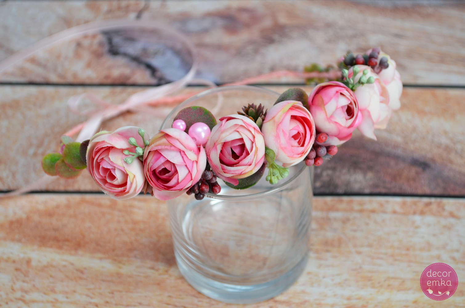 Wianek – róże