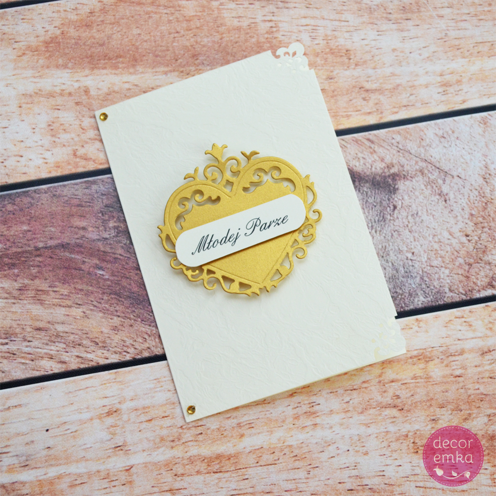 Kartka ślubna 3