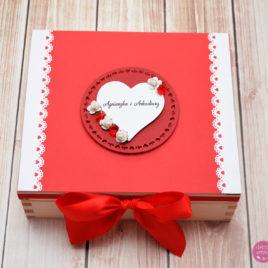 Niezbędnik małżeński – czerwony 2