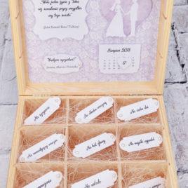 Niezbędnik małżeński – fioletowy