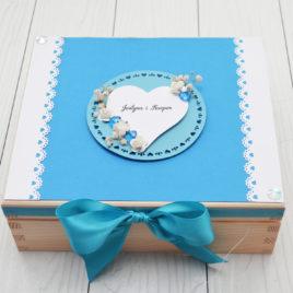 Niezbędnik małżeński – niebieski