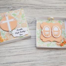 Kartka w pudełku – chrzest
