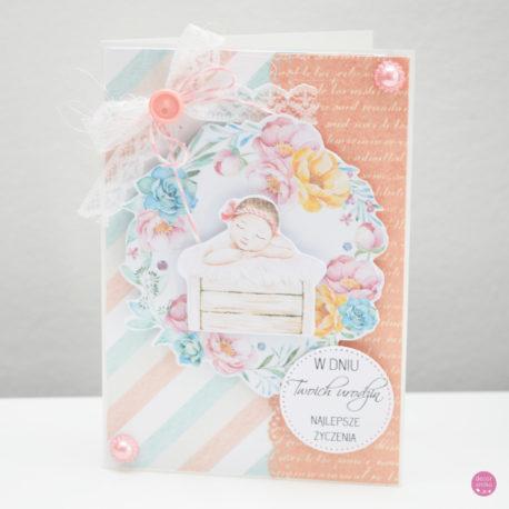 kartka urodzinowa dla dziewczynki 2