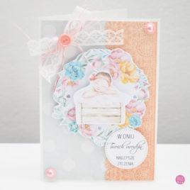 Kartka urodzinowa dziewczęca [3]