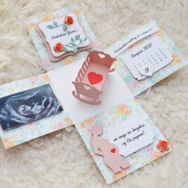 Exploding box – jestem w ciąży! [3]