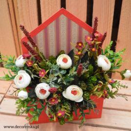 Flowerbox – koperta