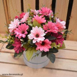 Flowerbox – różowy