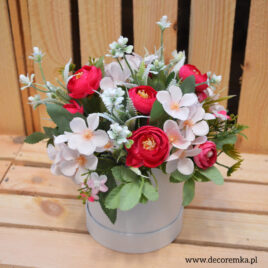 Flowerbox – fuksja