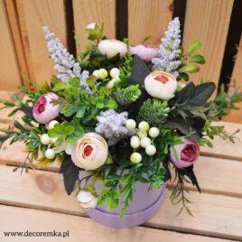 Flowerbox – fioletowy
