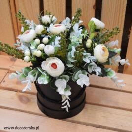 Flowerbox – czarny