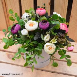 Flowerbox – piwonie